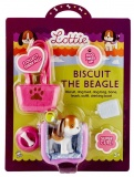 Lottie Doll Biscuit the Beagle Accessories Set